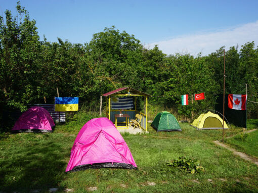 Camping Red Star
